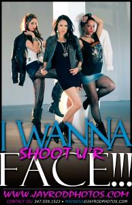 I Wanna Shoot U'r Face!!! #JRPNY